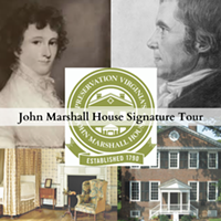 Private Guided Tour of the John Marshall House