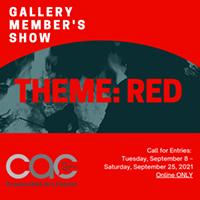 征集作品:2021年秋季特别画廊会员展(主题-红色)