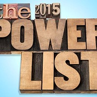 The 2015 Power List