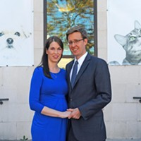 Sarah Robb, 32: Assistant Attorney General Commonwealth of Virginia and Jack Robb, 35: Partner at LeClairRyan