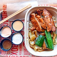 Food Review: Mostly Hits but a Few Misses at Hibachi Box in the Fan