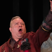 """Preview: Firehouse Theatre's """"Food, Clothing, Shelter"""""""
