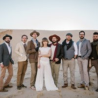 Pick: The Dustbowl Revival at Tin Pan on Thursday, Nov. 16
