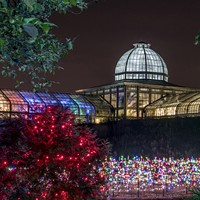 Lewis Ginter's Dominion Energy GardenFest of Lights Explores Interpretations of Classic Fairytales