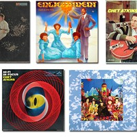 Now Hear This:Vinyl reissue releases by Sheldon Allman, Enlightment, Chet Atkins and the Rolling Stones.