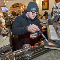 Richmond Bartender Challenge: Black-Eyed Peas