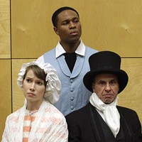 Heritage Ensemble Theatre Company's Latest Re-imagines the Life of the First Black Man to Attend Ohio University