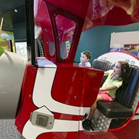 Preview: Going Places: The Technology of Transport at the Science Museum, Feb. 16 through Aug. 19