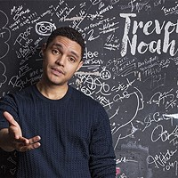 "Trevor Noah of ""The Daily Show"" Announced for Altria Theater, Saturday, May 5"