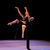 Dance Review: Richmond Ballet's New Works Festival 2018, March 25