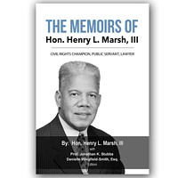 Pick: The Memoirs of Henry L. Marsh Book Signing