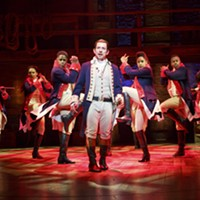 """Hamilton"" National Tour Coming to Broadway in Richmond"