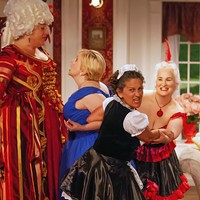 "Theater Review: Swift Creek Mill Theatre's ""Always a Bridesmaid"""
