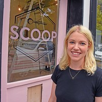 The owner of Whisk bakery prepares to open an ice cream shop in the Fan