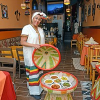 KuRu Ethiopian Bistro delivers authentic fare in a cozy Grace Street setting