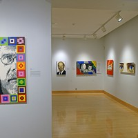 "Brian Korte's ""Vibrance"" Raises Legos to the Level of Fine Art"