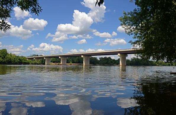 Richmond's Huguenot Bridge - SCOTT ELMQUIST