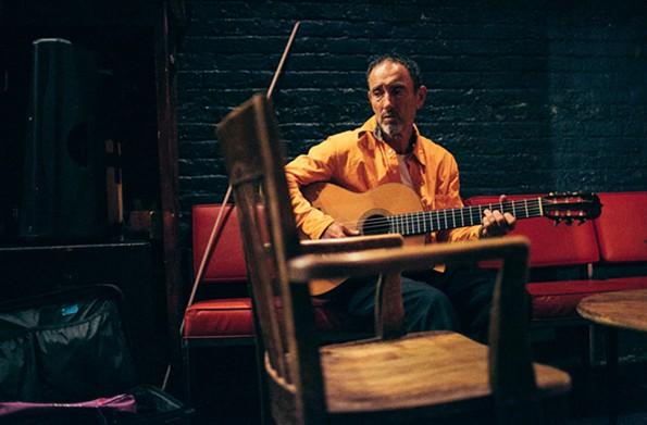 Jonathan Richman, Sunday, Oct. 21 at the Camel