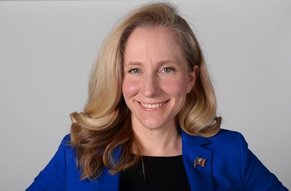 Representative-elect Abigail Spanberger will begin her term in Congress on Jan. 3. - SCOTT ELMQUIST