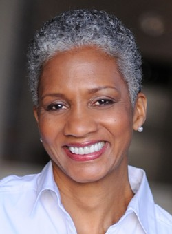 Executive Director of the Black History Museum and Cultural Center of Virginia, Adele Johnson