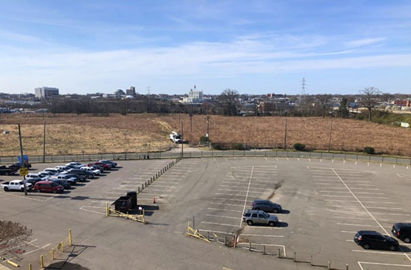 City officials offered up the Boulevard property as part of a bid for Amazon to locate its second headquarters here. Though it called the site unabashedly urban, Richmond was unsuccessful in luring the mega-corporation. - SCOTT ELMQUIST