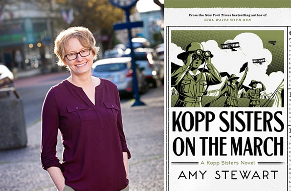 New York Times bestselling author Amy Stewart, who is known for her books on gardening and her Kopp sisters novel series, discovered Beulah Binford while researching one of her novel characters, Freeman Bernstein, a vaudeville manager who tried to make money with Binford after the scandal. - TERRENCE MCNALLY