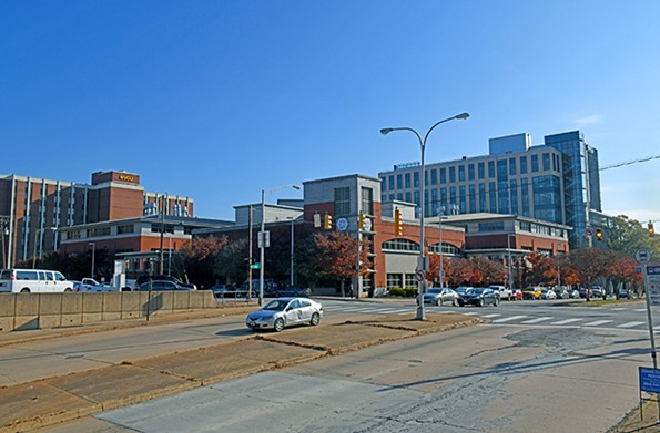 The Virginia Bio-Tech Center. - SCOTT ELMQUIST
