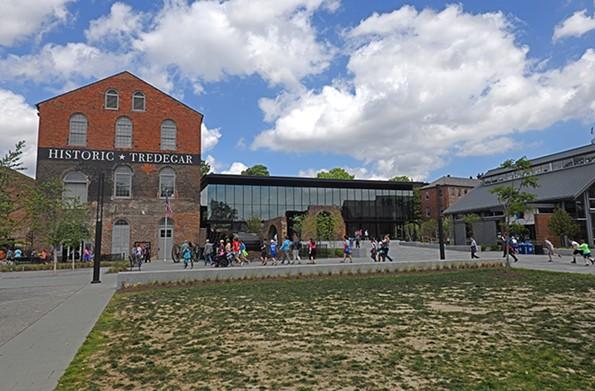 The American Civil War Museum - SCOTT ELMQUIST/FILE