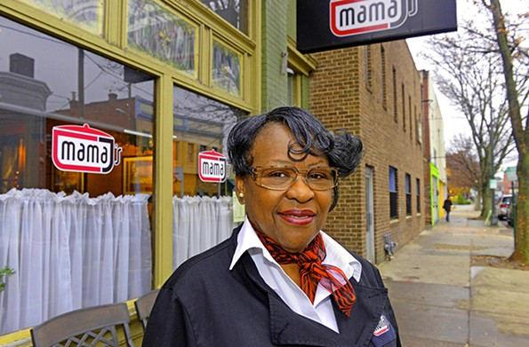 Velma Johnson, cake baker and owner of Mama J's. - SCOTT ELMQUIST/FILE