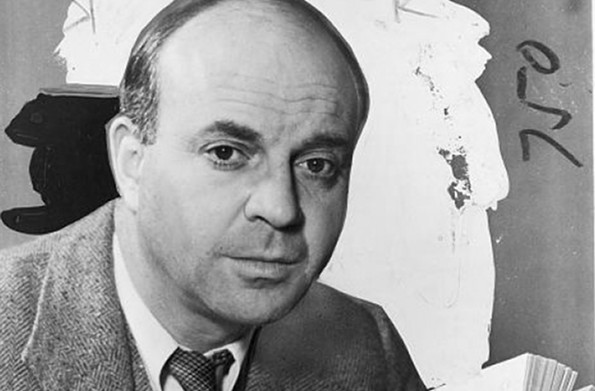 """John Dos Passos made his name with the """"U.S.A."""" trilogy, which chronicled a starkly divided country. - LIBRARY OF CONGRESS"""