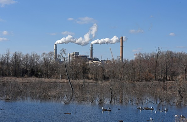 Dominion Energy created a wildlife habitat near its Chesterfield Power Station. - SCOTT ELMQUIST/FILE