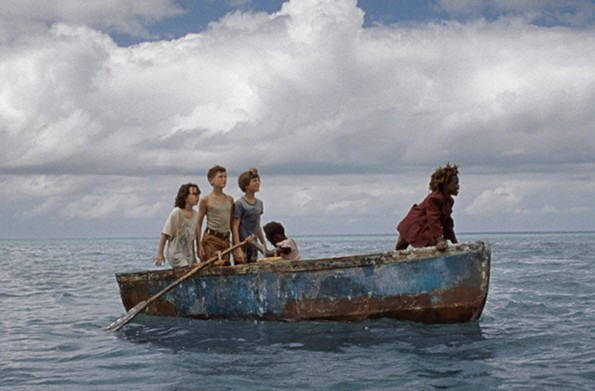 "A still from the current movie ""Wendy,"" which offers director Benh Zeitlin's (""Beasts of the Southern Wild"") own take on the classic ""Peter Pan"" tale."