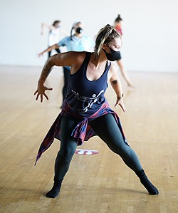 Dogtown Dance Theatre has been holding free community classes online and in person, socially distanced. - DOGTOWN DANCE THEATRE