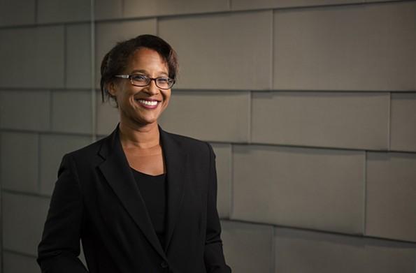 Carmenita D. Higginbotham is the new dean of the VCU School of the Arts. - VCU ARTS