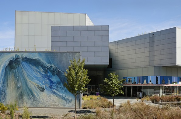 The Institute for Contemporary Art at Virginia Commonwealth University is at 601 W. Broad St.
