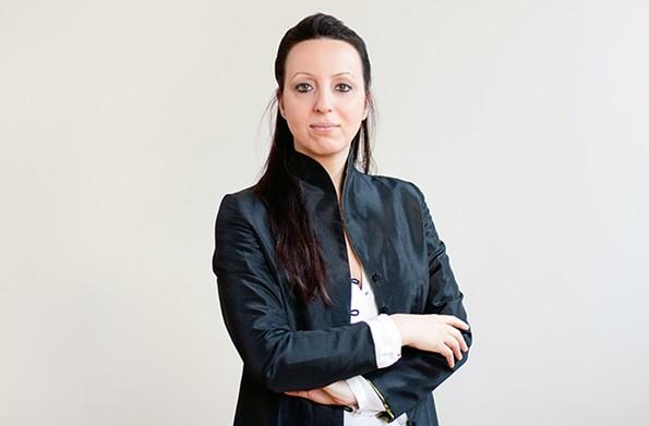Richmond Symphony Musical Director Valentina Peleggi - BO LUTOSLAWSKI