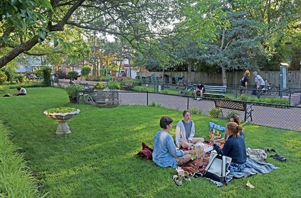 Scuffletown Park - SCOTT ELMQUIST/FILE