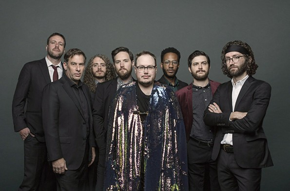 St. Paul and the Broken Bones on May 29 on Brown's Island.