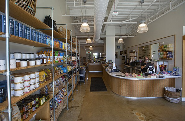 Stella's Market - SCOTT ELMQUIST