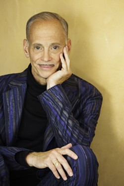 Legendary trash director John Waters has signed a contract to appear at the Byrd in the fall.