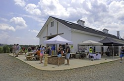 Goochland's Lickinghole Creek Craft Brewery is expanding its capacity by 75 percent with new equipment. - SCOTT ELMQUIST