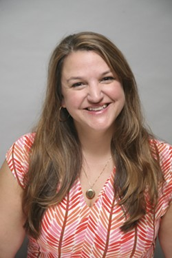 Moving from the DC area, Stefanie Fedor recently started as new executive director of the Visual Arts Center of Richmond.