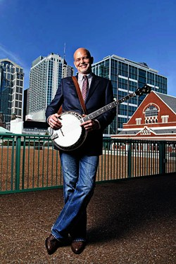 Virginia Country Music Hall of Famer, Sammy Shelor is 5-time IBMA Award Winner for Banjo Performer of the Year, 2011 Award Winner for the Steve Martin Prize for Excellence in Banjo and Bluegrass.