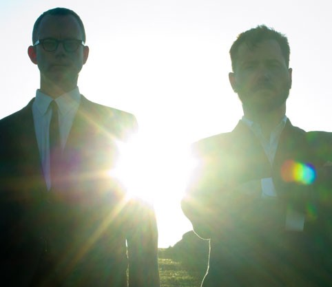 Known for their work with Bjork, electronic duo Matmos will be playing a small show Monday at Black Iris Gallery.