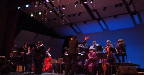 Get merry this weekend with some of the best jazz players in Richmond.