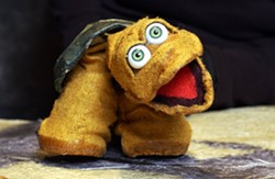 Puppets Off-Broad Street is working to enhance the puppet scene in Richmond.