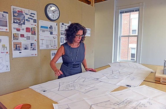 Lisa Freiman came to Richmond after a successful tenure at the Indianapolis Museum of Art. - SCOTT ELMQUIST