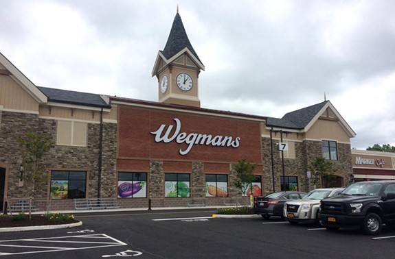 The new Wegmans in Midlothian marked the chain's anticipated foray into the Richmond market. - SCOTT ELMQUIST