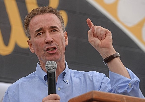 After months of speculation that he would enter the mayor's race, Joe Morrissey announced his candidacy in March. - SCOTT ELMQUIST / FILE