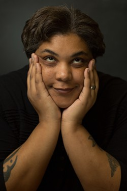 Rising feminist voice Roxane Gay will talk body politics on Sept. 21 at 7 p.m. in the Alice Haynes Room in Tyler Haynes Commons.